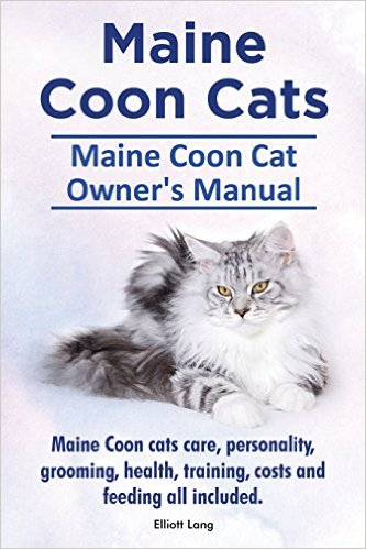 maine coon owners manual